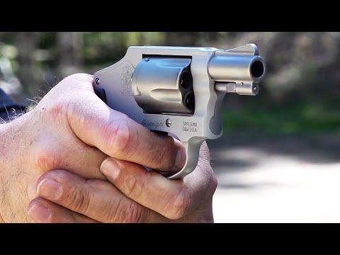Smith & Wesson Model 642 J-Frame Revolver review