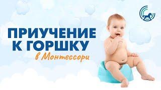 Приучение ребёнка к горшку (русская озвучка)