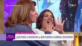 Diván completo:Costa y Lizy - Cortá por Lozano 2018