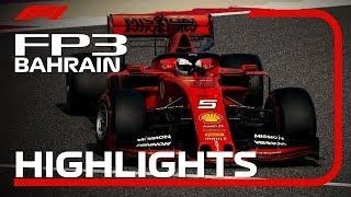 2019 Bahrain Grand Prix: FP3 Highlights
