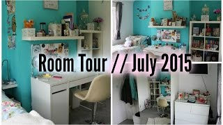 Room tour //July 2015