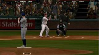 Phillies vs. Rays (MLB 2K8)