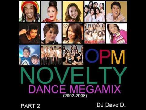 OPM NOVELTY DANCE MEGAMIX Part 2 - (DJ DAVE D)