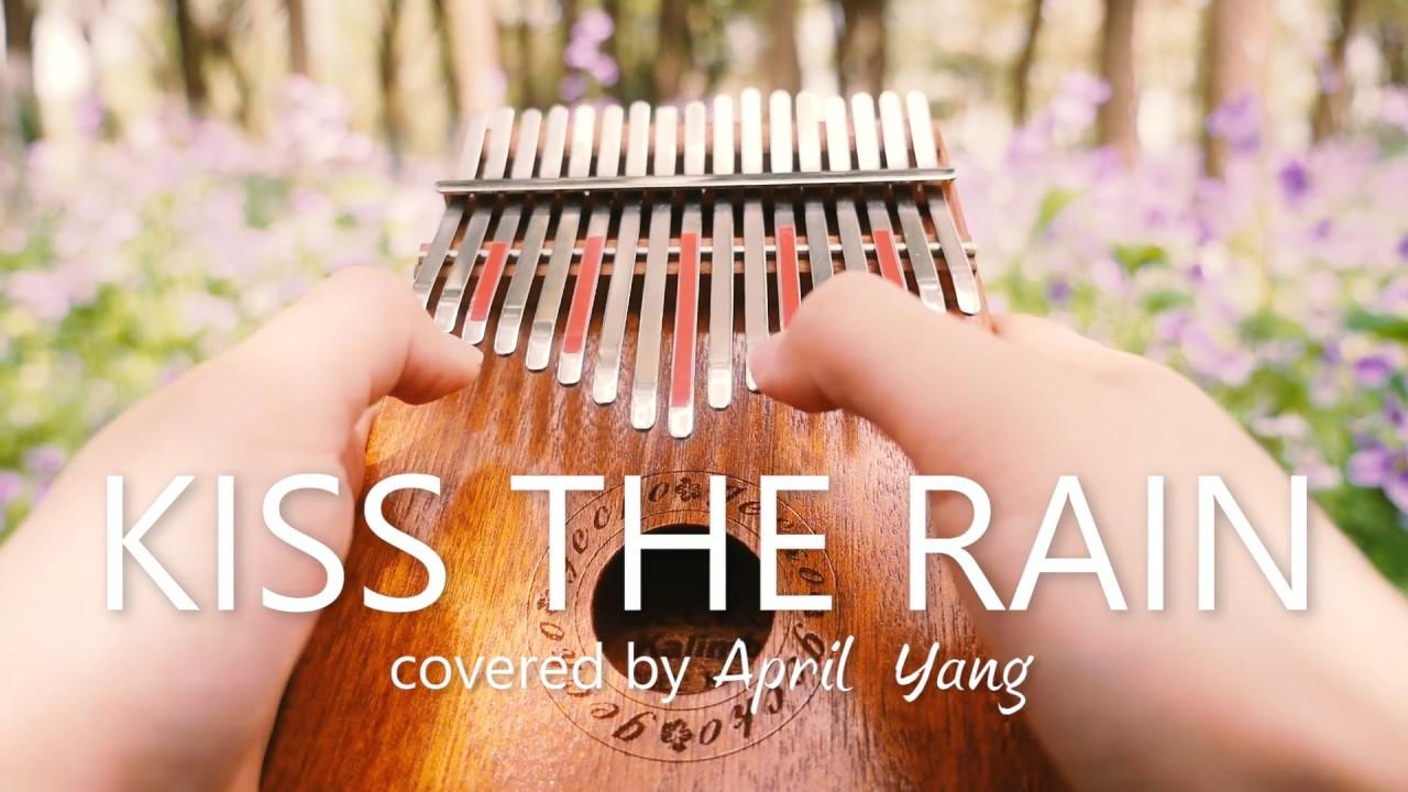 kiss-the-rain-kalimba-cover-april-yang