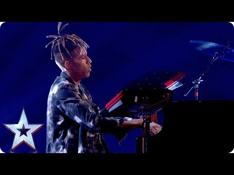 Thumbnail: Tokio Myers' euphoric tune makes time stand still | Grand Final | Britain's Got Talent 2017