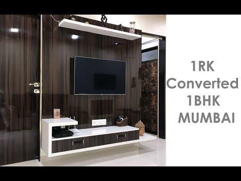 """1RK Converted 1BHK - Mumbai"" by CivilLane.com"