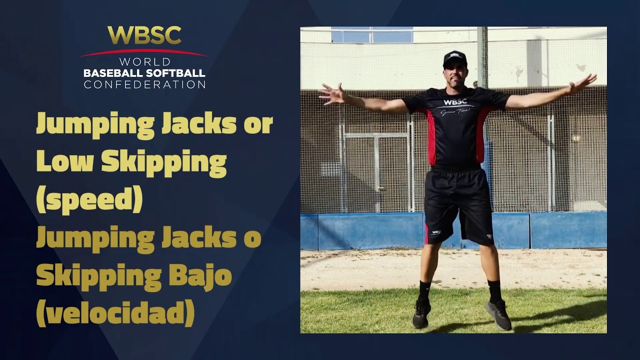WBSC Workout Video 4