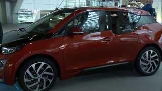 Электромобиль BMW i3 Первые владельцы Электромобиль BMW i3(, 2013-12-16T08:36:05.000Z)