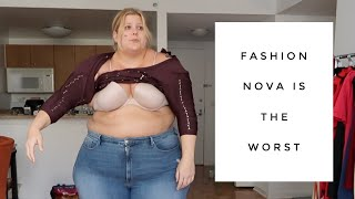 Rant Fashion Nova is the Worst