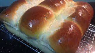 Hokkaido milk bread (Bánh mỳ bơ mềm kem tươi hokkaido - Công thức theo sách Nhật ký học làm bánh 2)