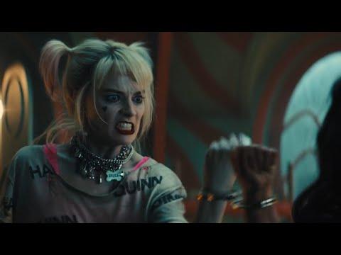 Birds Of Prey - Harley Quinn Vs Renee Fight Scene