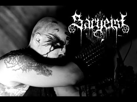 Sargeist - Empire of suffering (live Saint-Etienne - 20/03/2014)