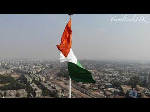 REPUBLIC DAY CELEBRATION 2019 | SECOND TALLEST NATIONAL FLAG | BHAKTI SHAKTI | NIGDI | PCMC