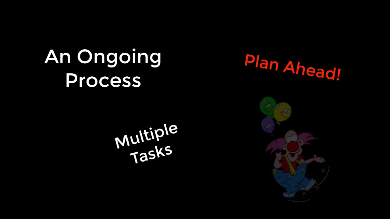 Dissertation process