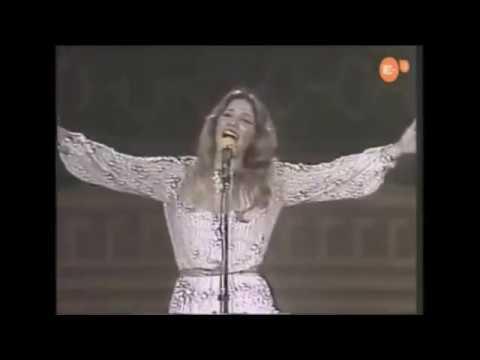 """Susy Leman canta """"Ha vuelto ya"""" en Festival OTI 1978"""