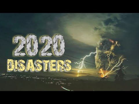 DISASTERS IN 2020: Coronavirus, Volcanic Eruptions, Fires, Earthquake, Floods & Wars (First 2 Weeks)