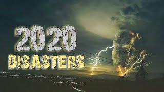 DISASTERS IN 2020: Coronavirus, Volcanic Eruptions, Fires, Earthquake, Floods & Wars (First 2 Weeks)