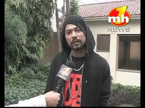 Interview With Bohemia On MH ONE NEWS Channel