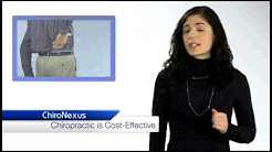 Cost of Treating Low Back Pain Chiropractic Vs Medical