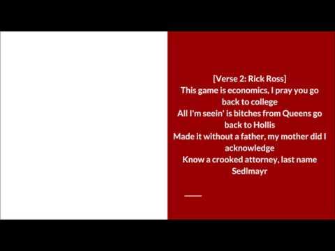 Rick Ross - Scientology Lyric Video