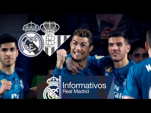 Real Madrid TV Noticias (19/02/2018) | Betis 3-5 Real Madrid