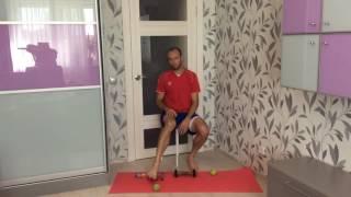видео голеностопный сустав