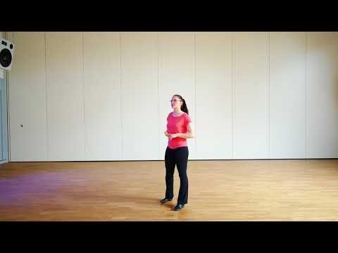 Sweet Caroline Line Dance Deutsch