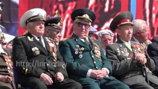 Парад 9 мая площадь героев ВОВ Луганск(, 2016-05-09T11:23:17.000Z)