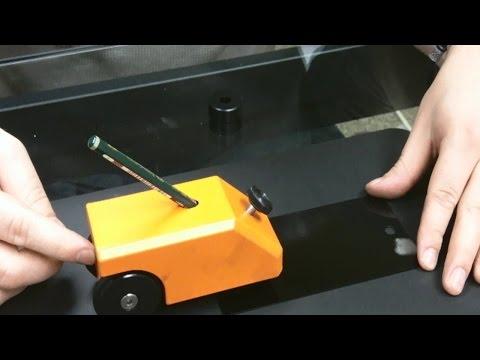 Pencil Hardness Test Tutorial