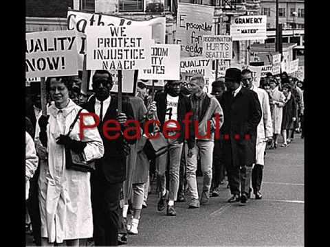 U.S Civil Rights Movement Photo Essay