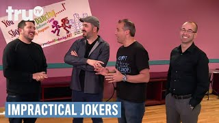 Video Impractical Jokers - Sal's Indecent Proposal | truTV download MP3, 3GP, MP4, WEBM, AVI, FLV Mei 2018