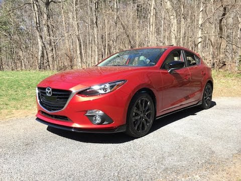 2016 Mazda3 Gt Hatchback Redline Review
