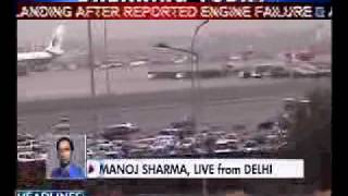 Delhi  Plane makes emergency landing  India   India Today   Latest Breaking News from India, World, Business, Cricket, Sports, Bollywood