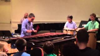 Linstead Market Percussion Ensemble - Sing-Along
