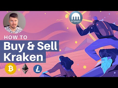 Kraken Exchange Tutorial 2020 - Buy & Sell Bitcoin, Ethereum, XRP & Other Cryptocurrencies
