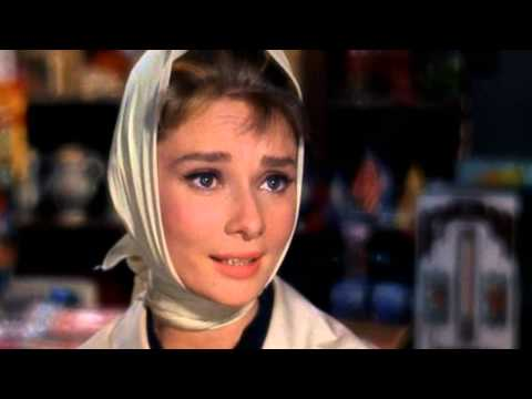 Audrey Hepburn Breakfast at Tiffanys Best Bits