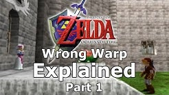 The most infamous glitch in Ocarina of Time explained