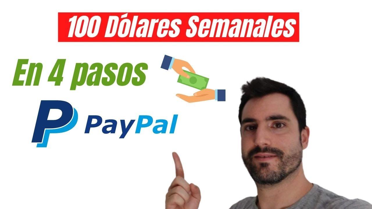 100 Dólares en 4 pasos ¡Sin Invertir!  Como ganar dinero por internet [2020] ✅