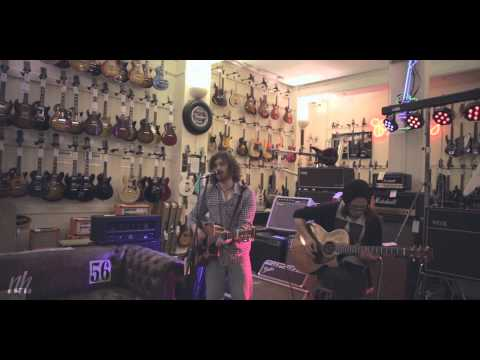 My Love... Cranes, Cardiff In-store album & Hudson Guitar Promotion Tour