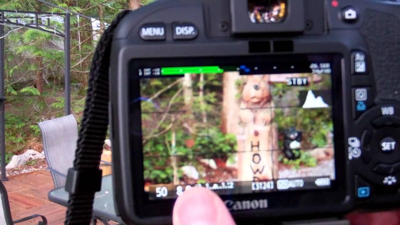 dslr setting manual exposure on the canon t2i youtube rh youtube com canon rebel t2i manual mode canon rebel t2i manual mode