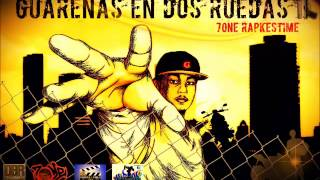 Guarenas en dos ruedas - 7One Rapkestime. DBRecords Vzla