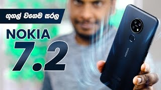 NOKIA 7.2 Simple Fast Android Experience