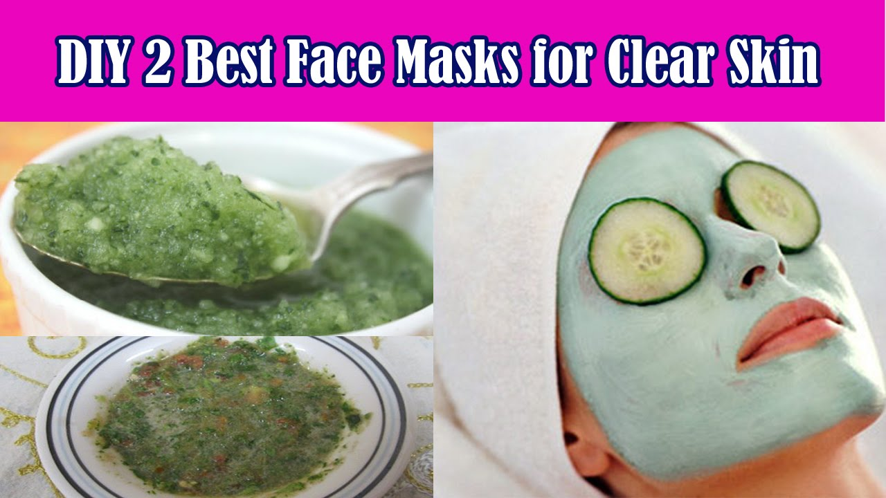 Diy Face Mask Get Bright Acne Free Skin How To Get Clear Smooth Glowing Skin In Hindi Youtube