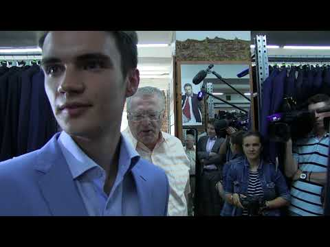 """ВВЖ в магазине мужской одежды """"Truvor"""""""