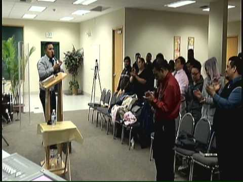 PASTOR JOSE BELTRAN EN WASHINGTON