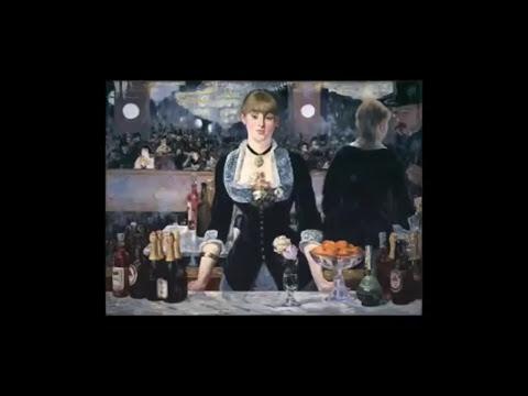 """Édouard Manet'nin """"Folies-Bergère'de Bir Bar"""" İsimli Tablosu (Sanat Tarihi) (Sanat Tarihi)"""