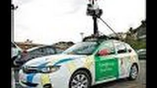 Google Maps Street View Car in Pattaya Thailand