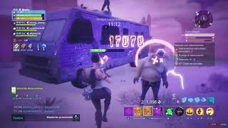 Fortnite* Save The World Of Mision 95 it's time for the Latoso Valley show