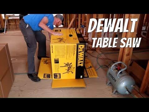 Dewalt Table Saw