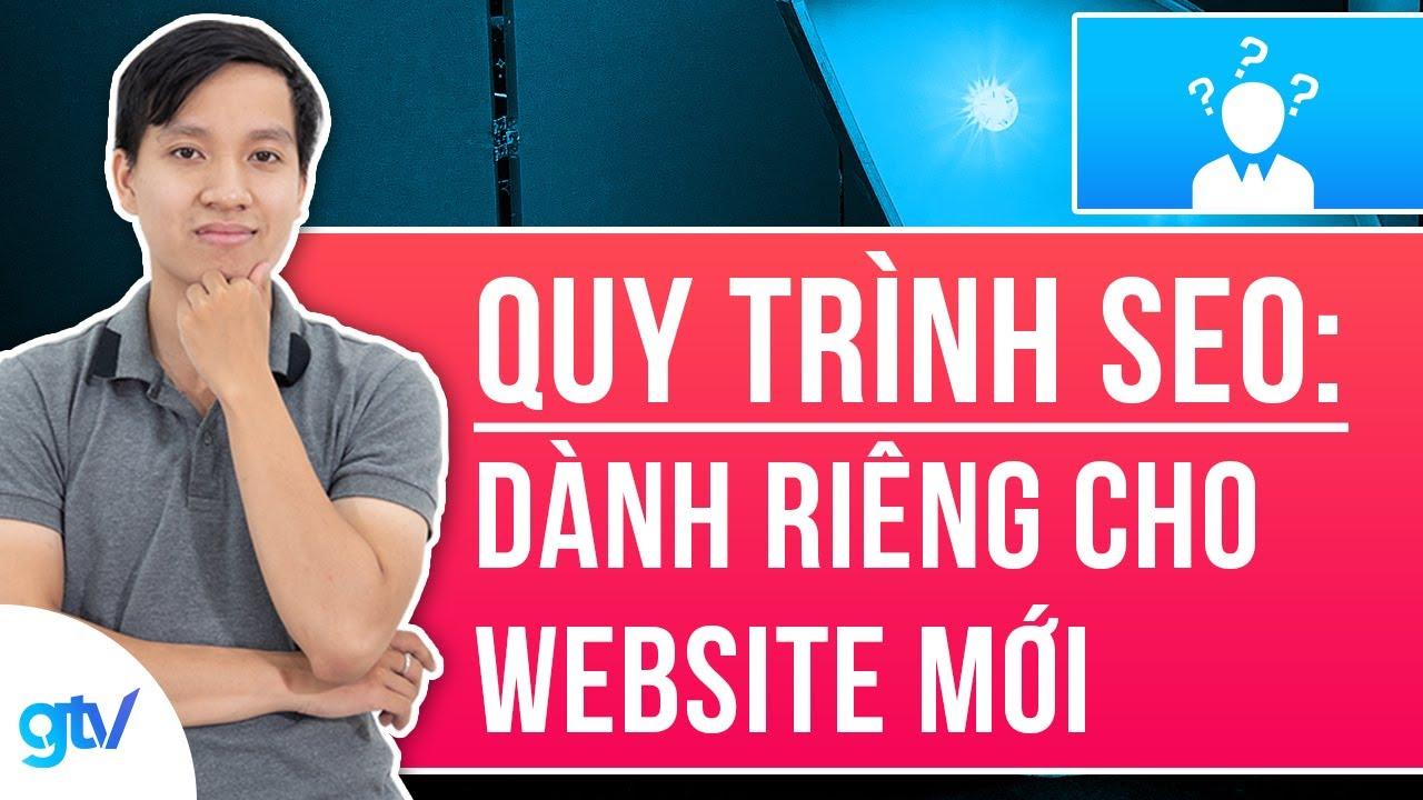Hướng Dẫn SEO Web: Quy Trình SEO Dành Riêng Cho Website Mới | Hỏi Đáp GTV SEO 8